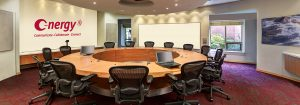 Round table meeting room - Sault Ste. Marie hotel