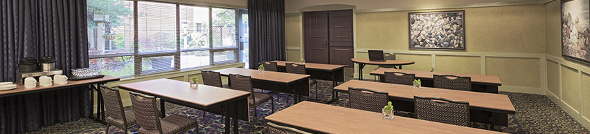 Small to medium meetings at The Pavilion - Sault Ste. Marie Meeting and Conference Centre