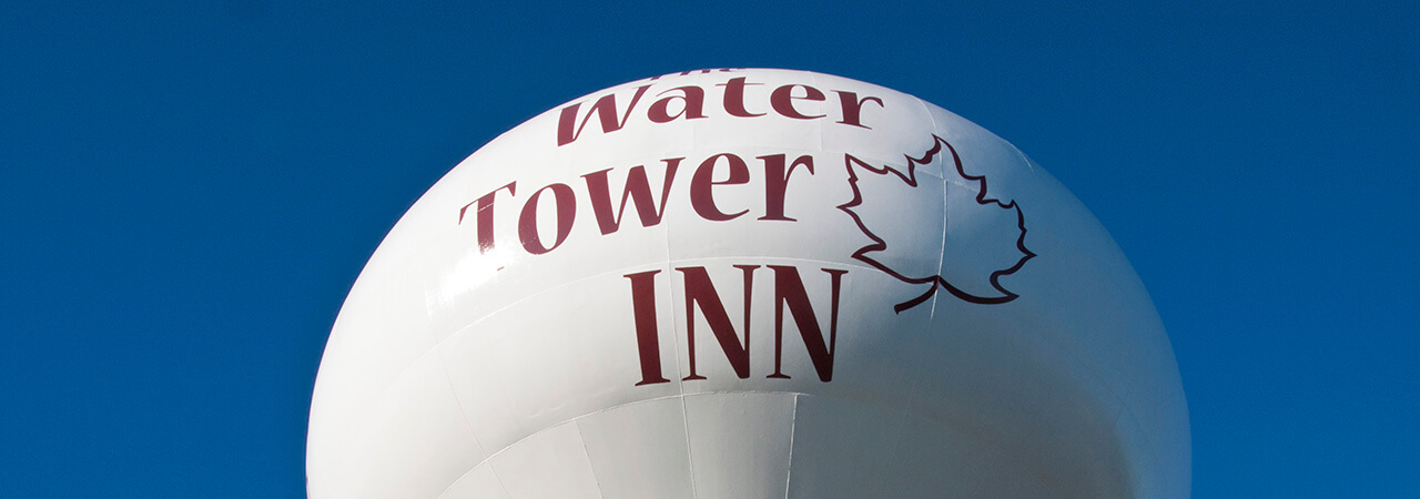 The Water Tower Inn - A Resort for the Price of a Room