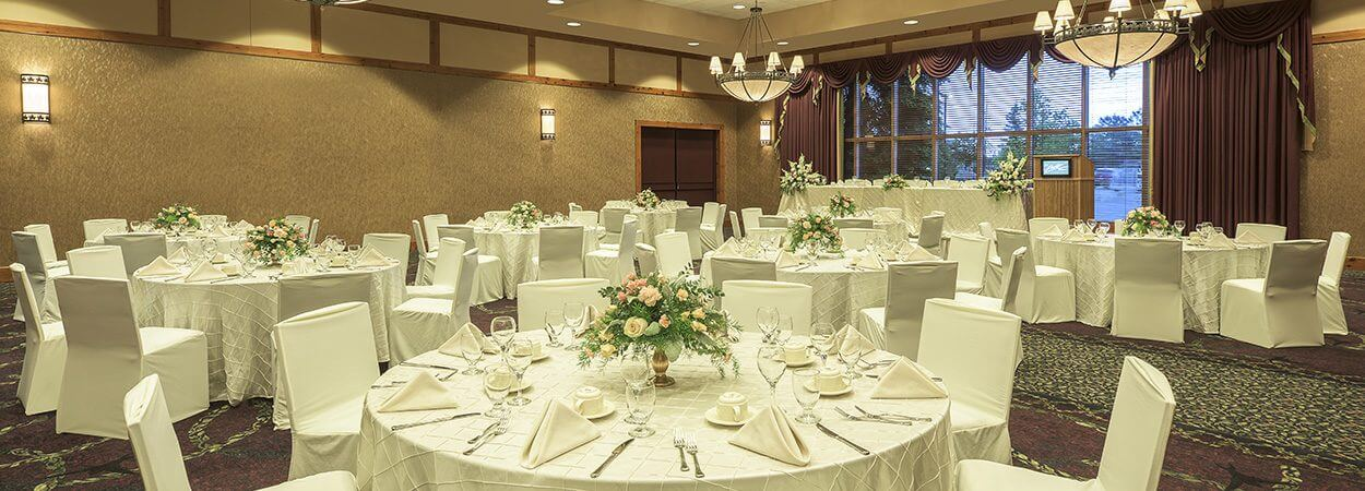Weddings at The Pavilion - Sault Ste. Marie Hotel