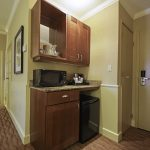 Country Comfort Suite Efficiency Kitchen