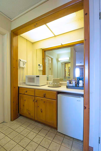 Family Suite Kitchenette