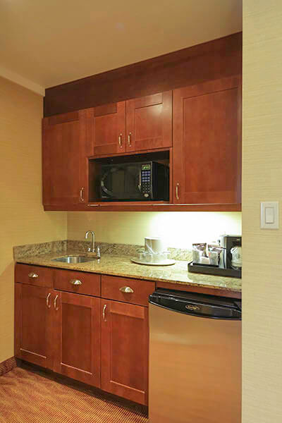 Suite-for-All Kitchenette