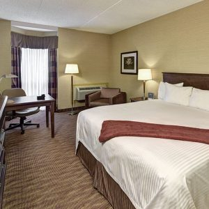 Business accommodations - Sault Ste. Marie hotel
