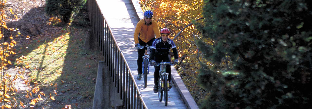 Mountain and Road biking in Sault Ste. Marie - Algoma's Water Tower Inn & Suites