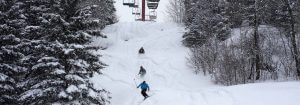Downhill Skiing at Searchmont Resort - Sault Ste. Marie Hotel