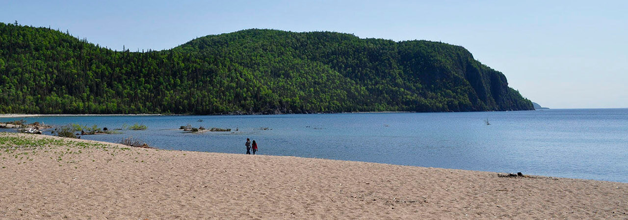 Beaches and swimming in Sault Ste. Marie - Algoma's Water Tower Inn & Suites