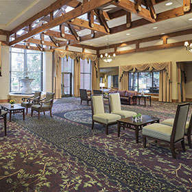 Wedding ceremony or reception space - Algoma's Water Tower Inn & Suites in Sault Ste. Marie, Ontario