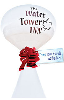 Gift Cards at the Water Tower Inn