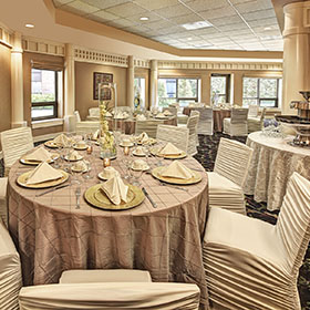 Patio Room - Sault Ste. Marie Convention and Event Centre