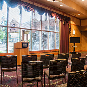 Meeting room - Banquet and Convention Centre - Sault Ste. Marie, Ontario