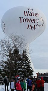 Boxing Day Fun Run, Algoma's Water Tower Inn & Suites, Casey's