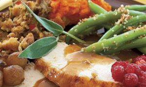 Free Turkey Dinner with Your Stay - Algoma's Water Tower Inn & Suites - Sault Ste. Marie Hotel