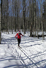 Cross Country skiing in Sault Ste. Marie - Stay at Algoma's Water Tower Inn & Suites