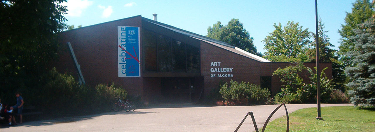 Stay at the Inn and explore the Art Gallery of Algoma in Sault Ste. Marie