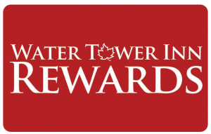 Water Tower inn Rewards, The Water Tower Inn's loyalty club.