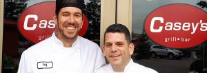 An experienced and passionate culinary team at The Water Tower Inn