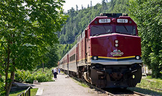 Agawa Canyon Tour Train Package