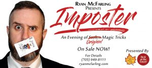 Imposter Magic and Illusion Show
