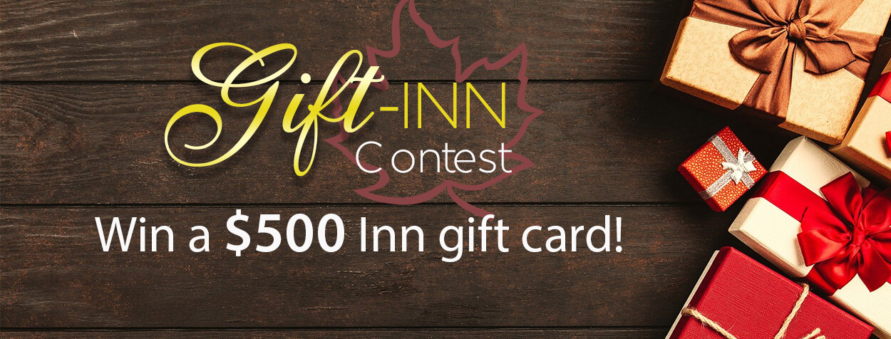 Gift Card Contest