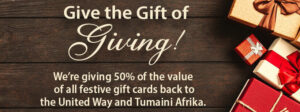 Give Gift Cards