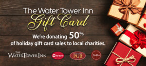 Inn gift cards with a cause