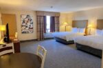 Family Suite with 3 Queen beds